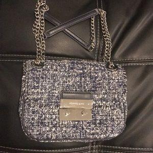 91361b93203b2c MICHAEL Michael Kors Bags | Michael Kors Sloan Tweed Quilted Bag ...